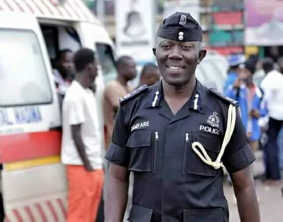 10 things you should know about the new IGP COP Dr. Dampare