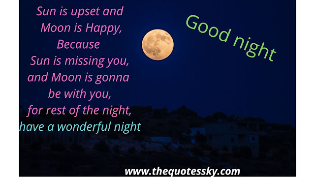 151+{Latest}Good night Quotes,Status,Wishes,Image Collections