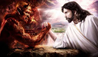 Jesús y Satanas