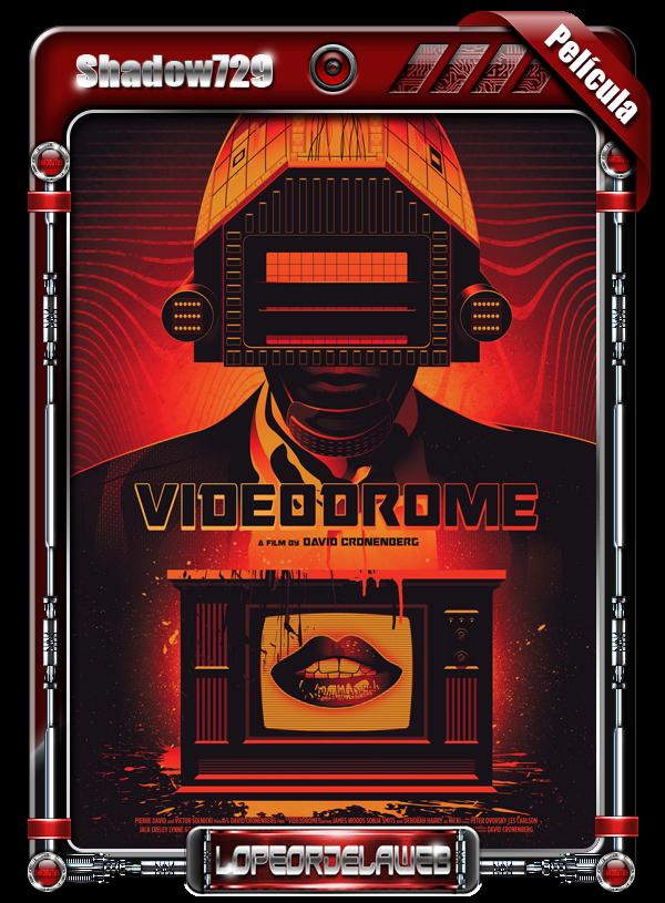 Videodrome (1983) | Cuerpos Invadidos | 1080p H264 Dual