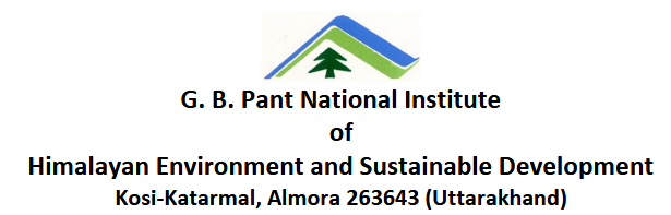 G.B. Pant Institute Recruitment Almora Uttarakhand Job Vacancies