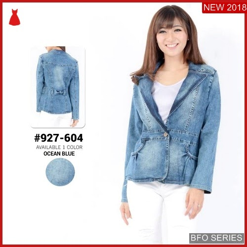 BFO145B32 JAKET Model JEANS PARKA Jaman Now ACID BMGShop