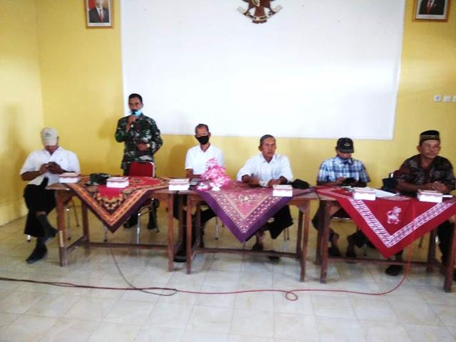 Rembug Kontak Tani Nelayan Andalan (KTNA) Berikan Masukan  Terkait Masalah Pertanian Di Wilayah Juwiring