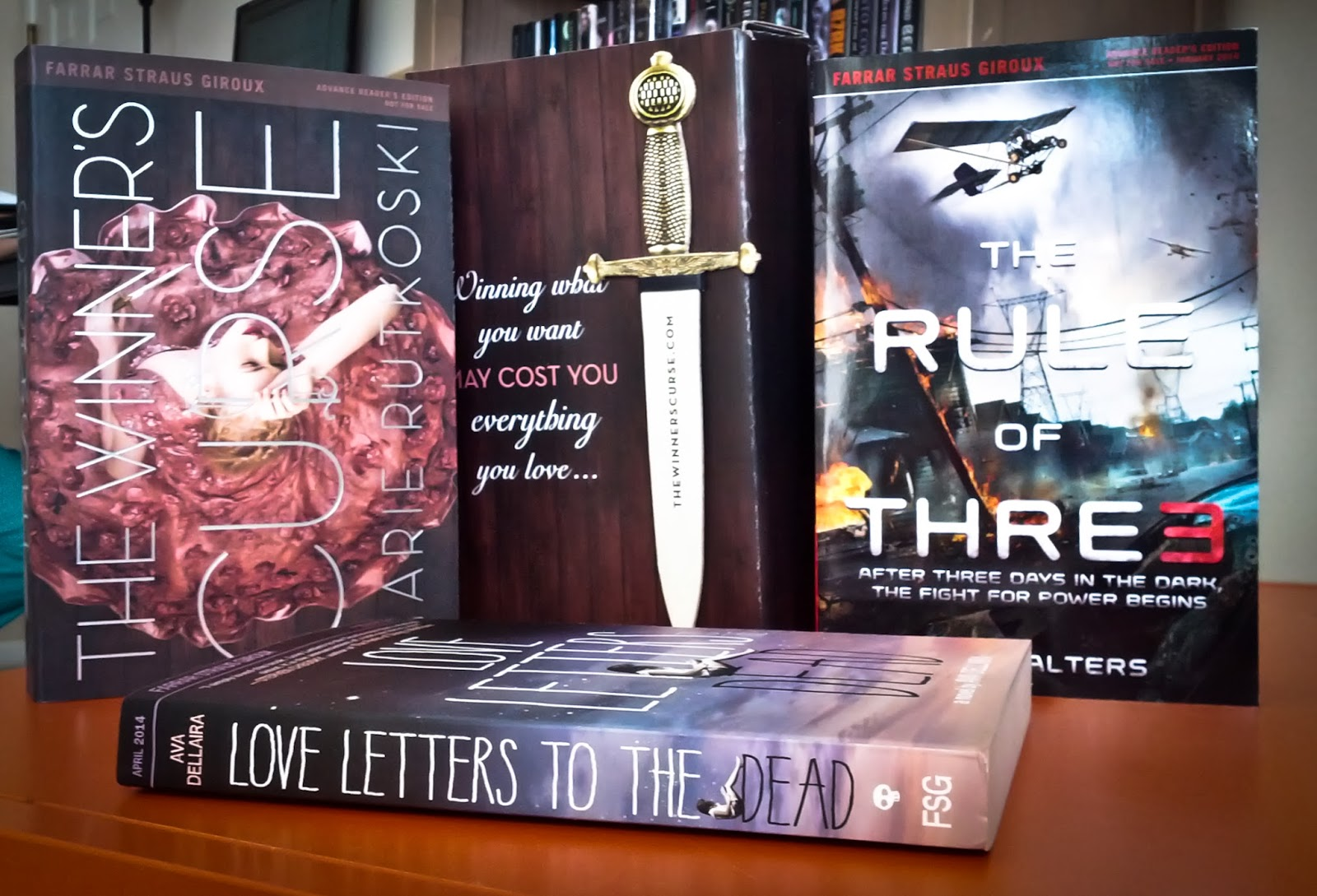 Bookish Lifestyle Signed Sealed Delivered Book Haul [ 47]