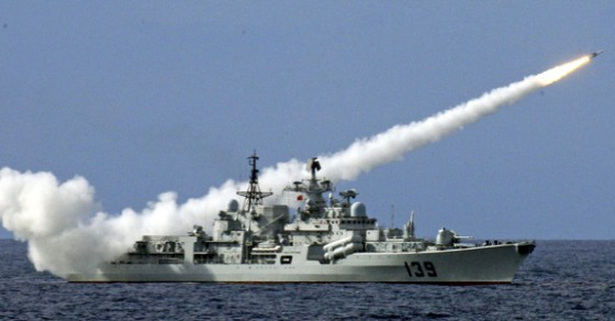China Enhancing Missile Strike Range in Indian Ocean: Pentagon