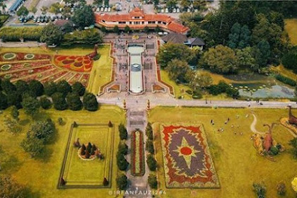 Taman Bunga Nusantara Cianjur - Alamat, Rute, Fasilitas  & Harga Tiket Masuk