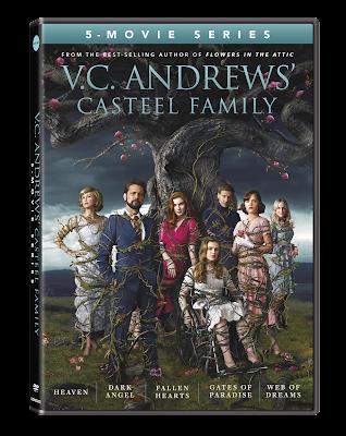 DVD Review - V.C. Andrews' Casteel Family