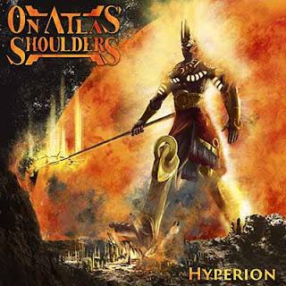 """Ο δίσκος των On Atlas' Shoulders """"Hyperion"""""""