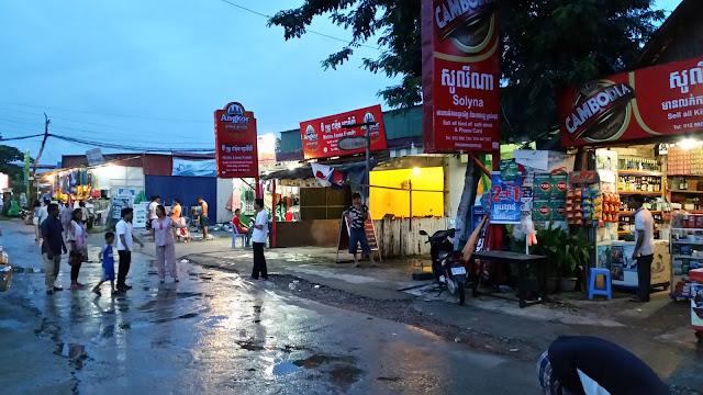 Sitios de Sihanoukville