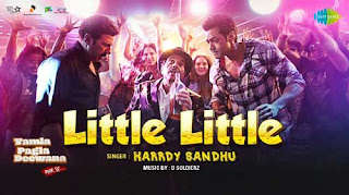 LITTLE LITTLE  LYRICS from Yamla Pagla Deewana fir Se
