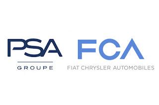 إندماج شركتي بيجو وستروين وأوبل PSA وفيات كرايسلر FCA