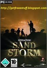 Operation Sandstorm Cover Photo -- Getfreeestuff