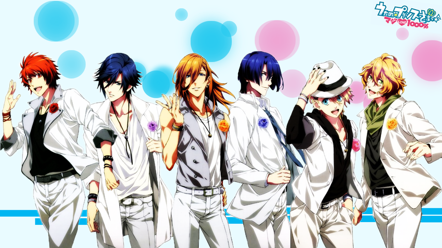 No Love Boy Wallpaper : Las palabras selladas: Uta no Prince-sama (Anime)