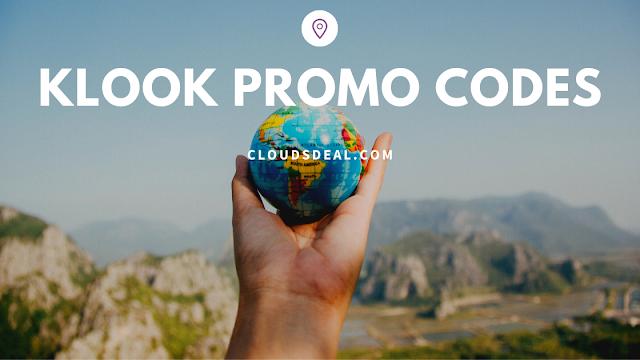 Klook Promo Code 2020