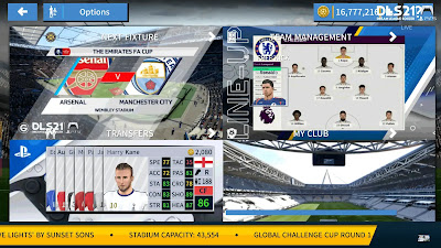 تحميل dream league soccer مود playstation