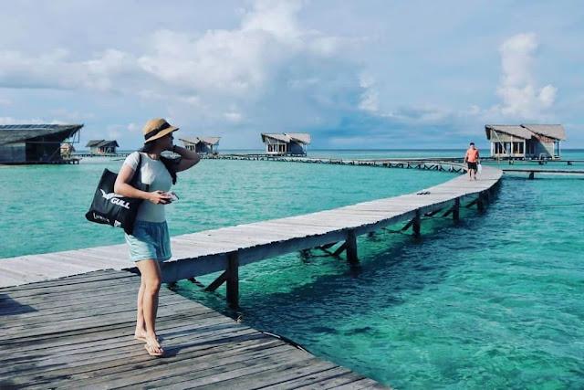 Keindahan Pulau Cinta Gorontalo