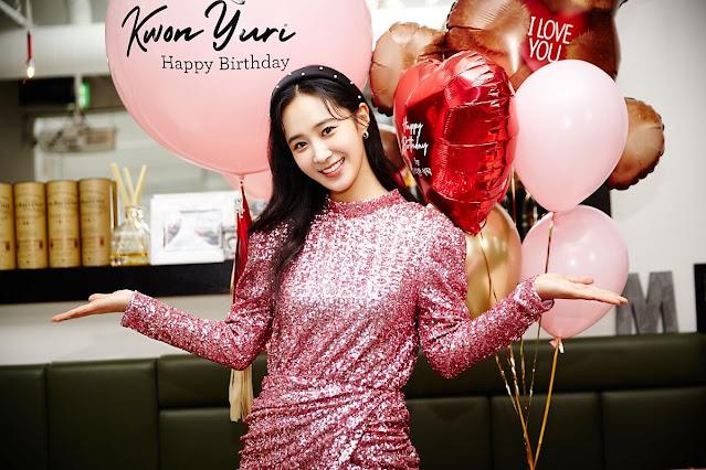 SNSD Yuri Birthday 2020