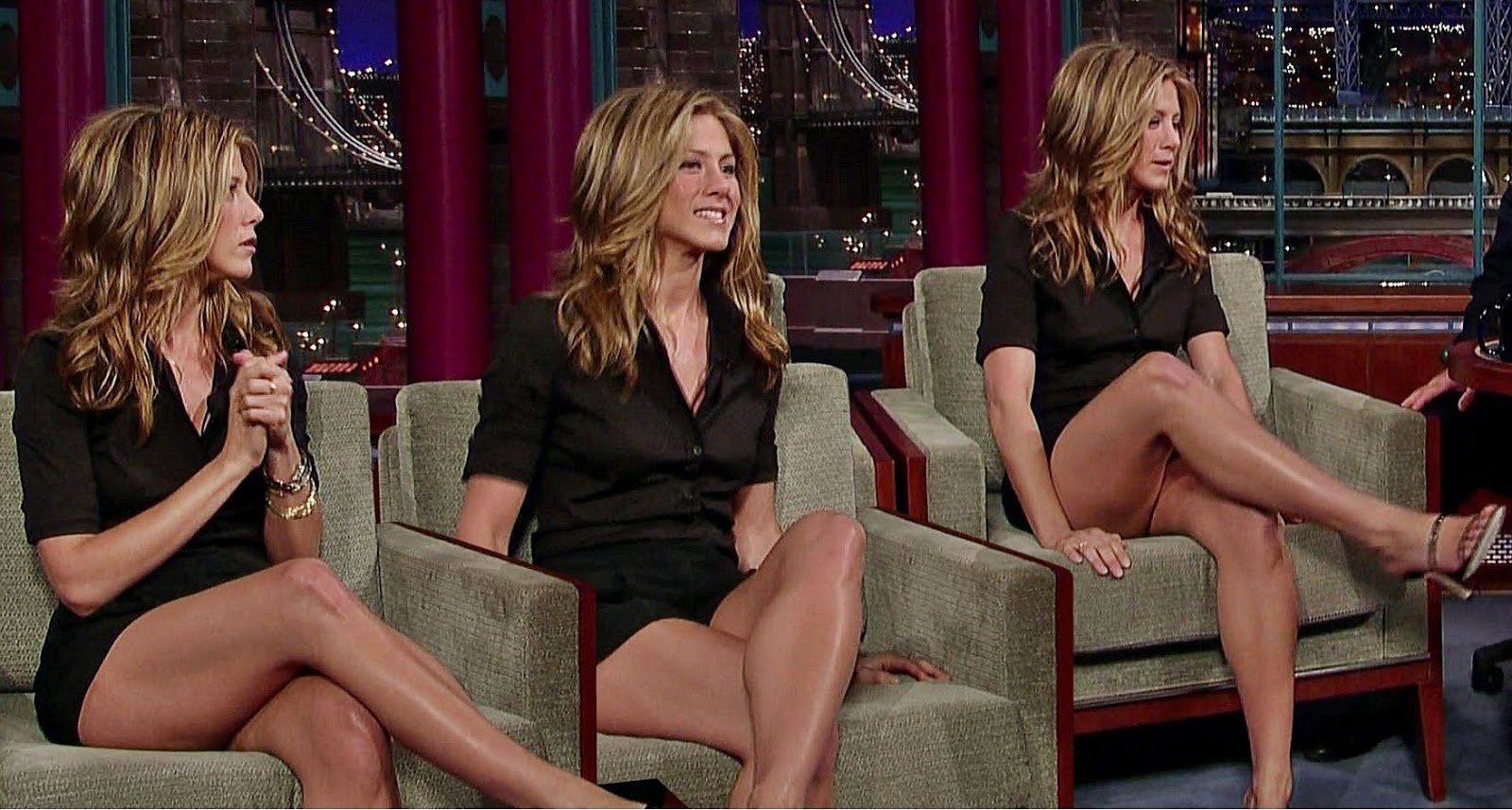 Jennifer aniston's emmys outfit was her best lbd yet