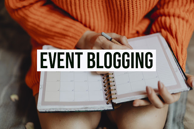 Event-Blogging