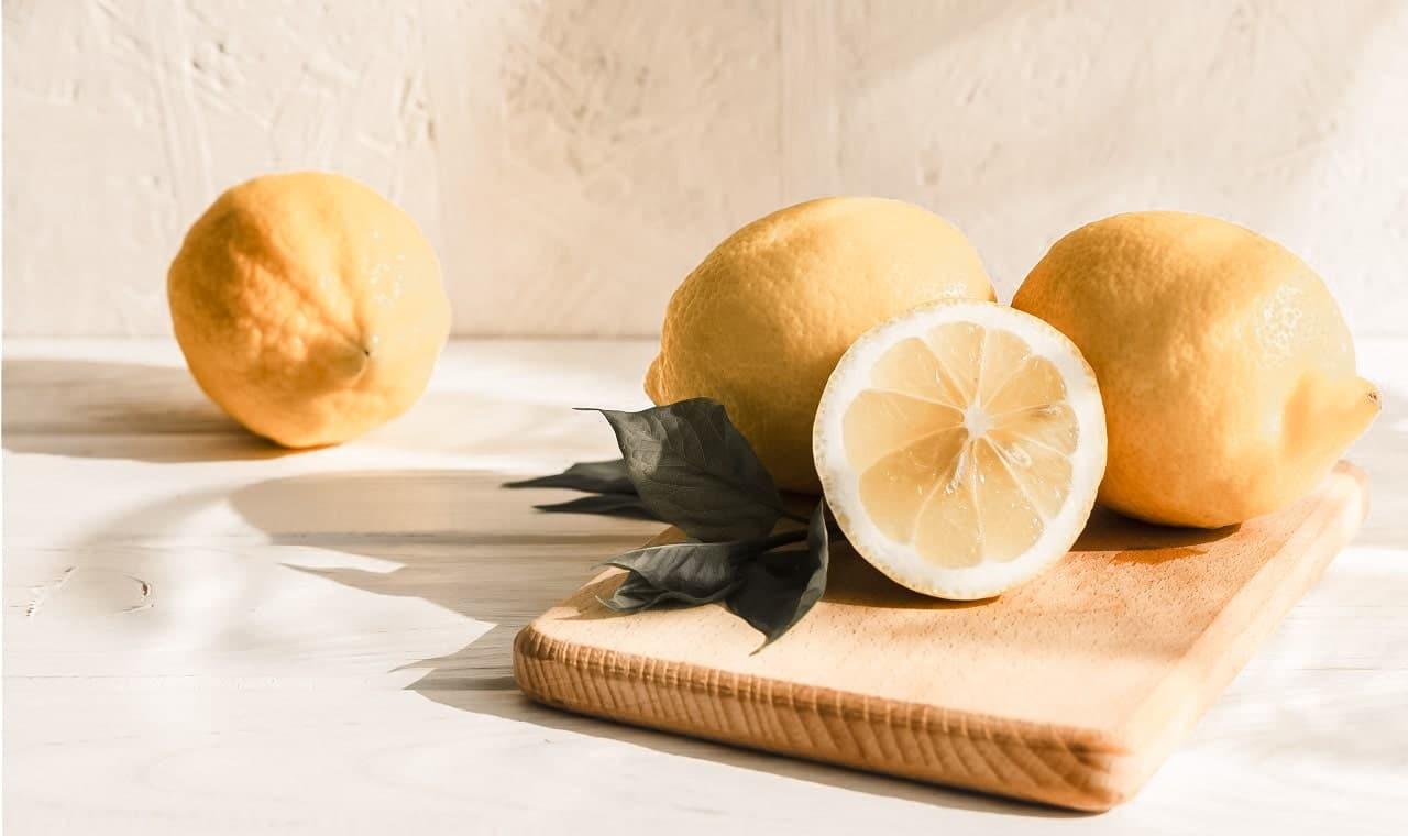 Crecimiento del Cabello - Limón