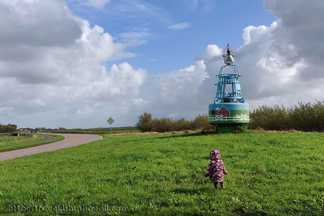 Texel Island with kids