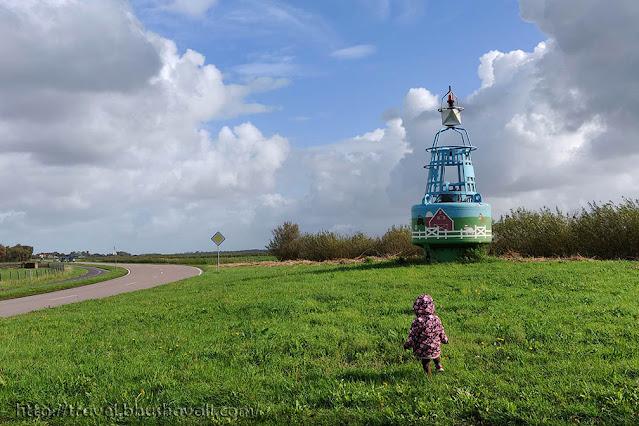 Texel Island with kids