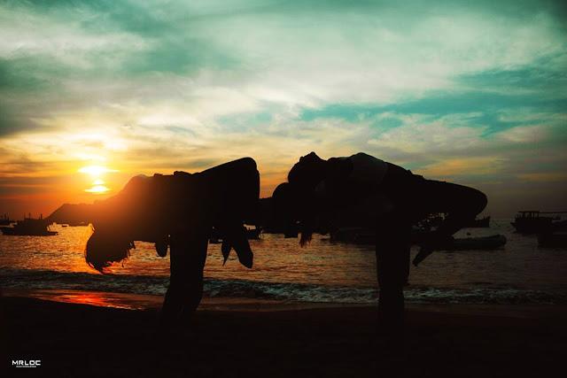 Yoga mặt trời mọc thay đổi trên cơ thể bạn hoàn toàn khác lạ