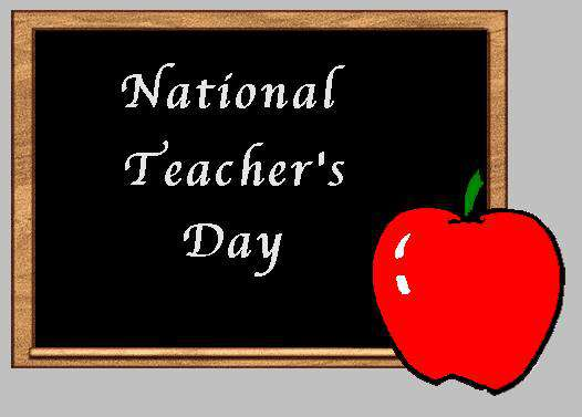National Teacher Day Wishes for Whatsapp