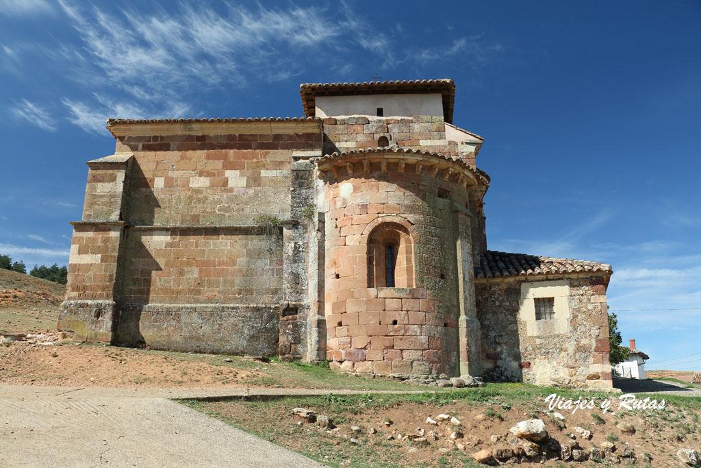 Iglesia de San Juan Bautista de Nogales de Pisuerga