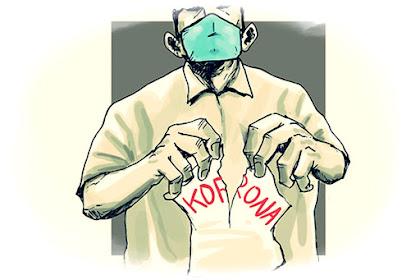 Menembus Pandemi ~ Cerpen Isbedy Stiawan Z.S.