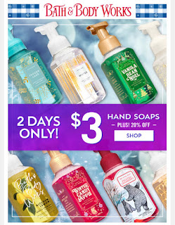 Bath & Body Works | Today's Email - November 6, 2019