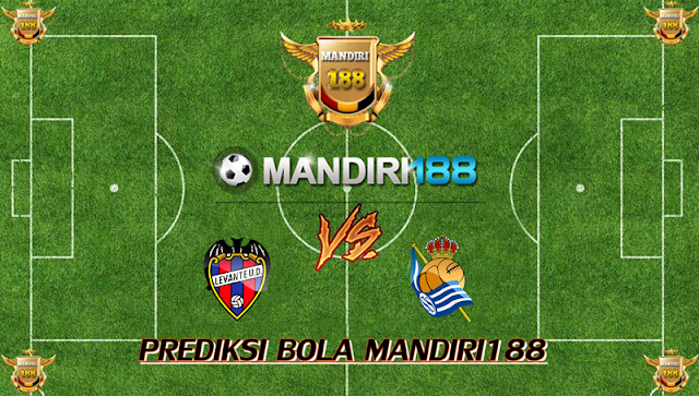 AGEN BOLA - Prediksi Levante vs Real Sociedad 22 September 2017