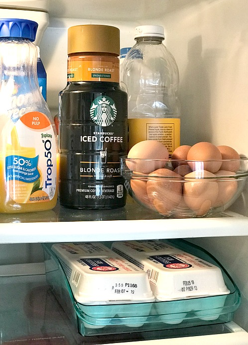 How to use refrigerator organization bins. Homeroad.net