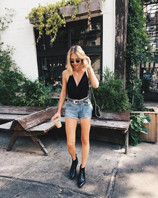 Outfits minimalistas para chicas que les gusta lo básico