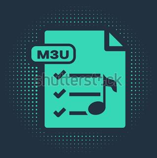 M3u playlist url free