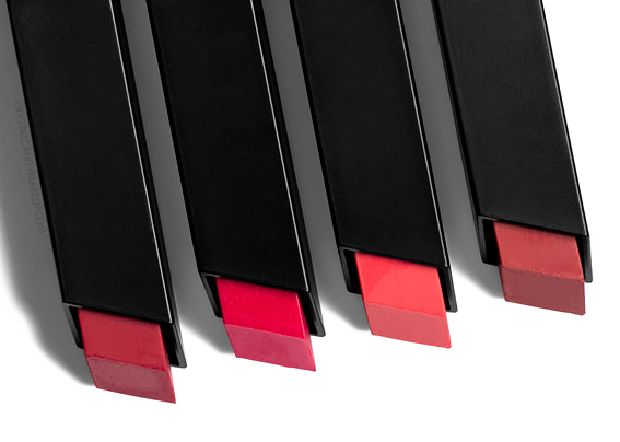 YSL Rouge Pur Couture The Slim Sheer Matte Lipsticks 101 109 111 112