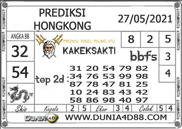 Prediksi Togel HONGKONG DUNIA4D 27 MEI 2021