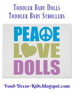 Toddler Baby Dolls and Toddler Baby Strollers