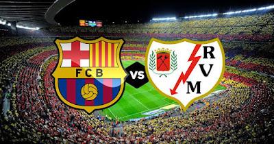مباراة برشلونة ورايو فاليكانو barcelona vs rayo vallecano  كورة توداي مباشر 27-1-2021 والقنوات الناقلة في كأس ملك إسبانيا