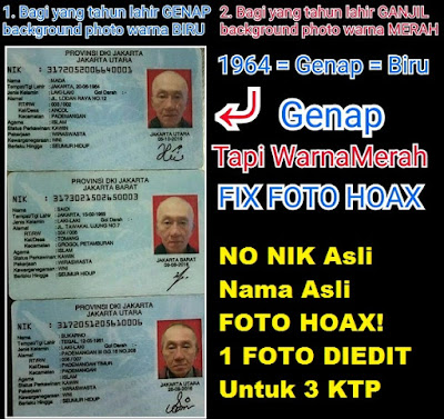 Beredar Foto KTP DKI Ganda sebagai Pemilih, Ini Klarifikasi KPU DKI