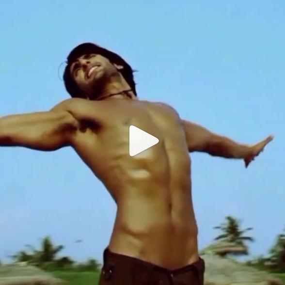 Ranveer Singh Naked Butt Scene