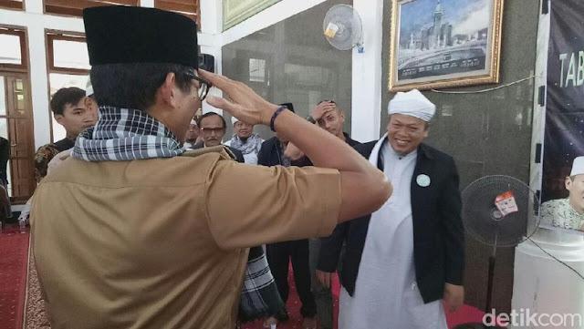 Sekjen FUI Yakin Komitmen HRS terhadap Prabowo tak Berubah