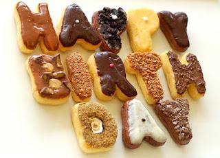 cara-membuat-donat-alfabet