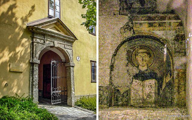Abadia de Nonnberg, Salzburgo