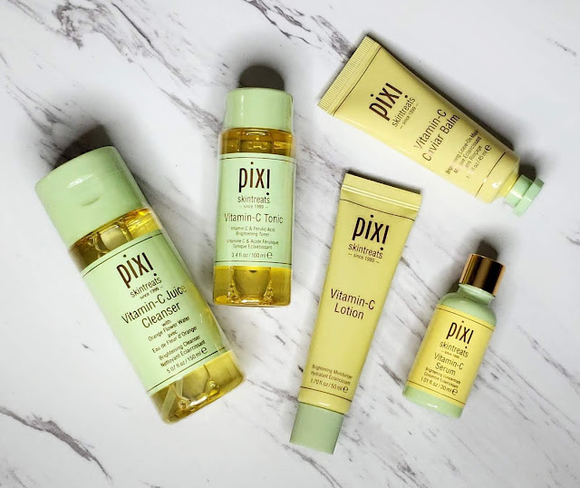 Review: Pixi Beauty Vitamin C Collection