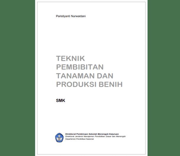 Buku SMK Agroindustri Teknik Tanaman dan Produksi Benih