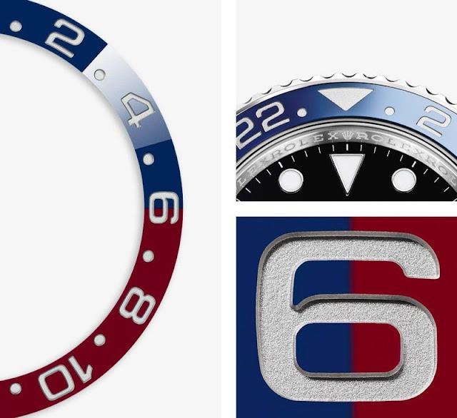 Rolex New GMT-Master II (Pepsi)