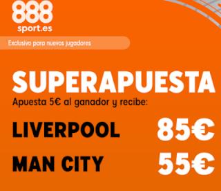 888sport superapuesta community shield Liverpool vs City 4 agosto 2019