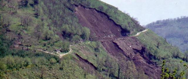21° anniversario frane Sarno e Quindici: per i geologi del CNG il 91% dei comuni italiani è ancora a rischio