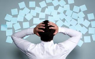 Stres Dan Depresi Adalah Akibat Dosa